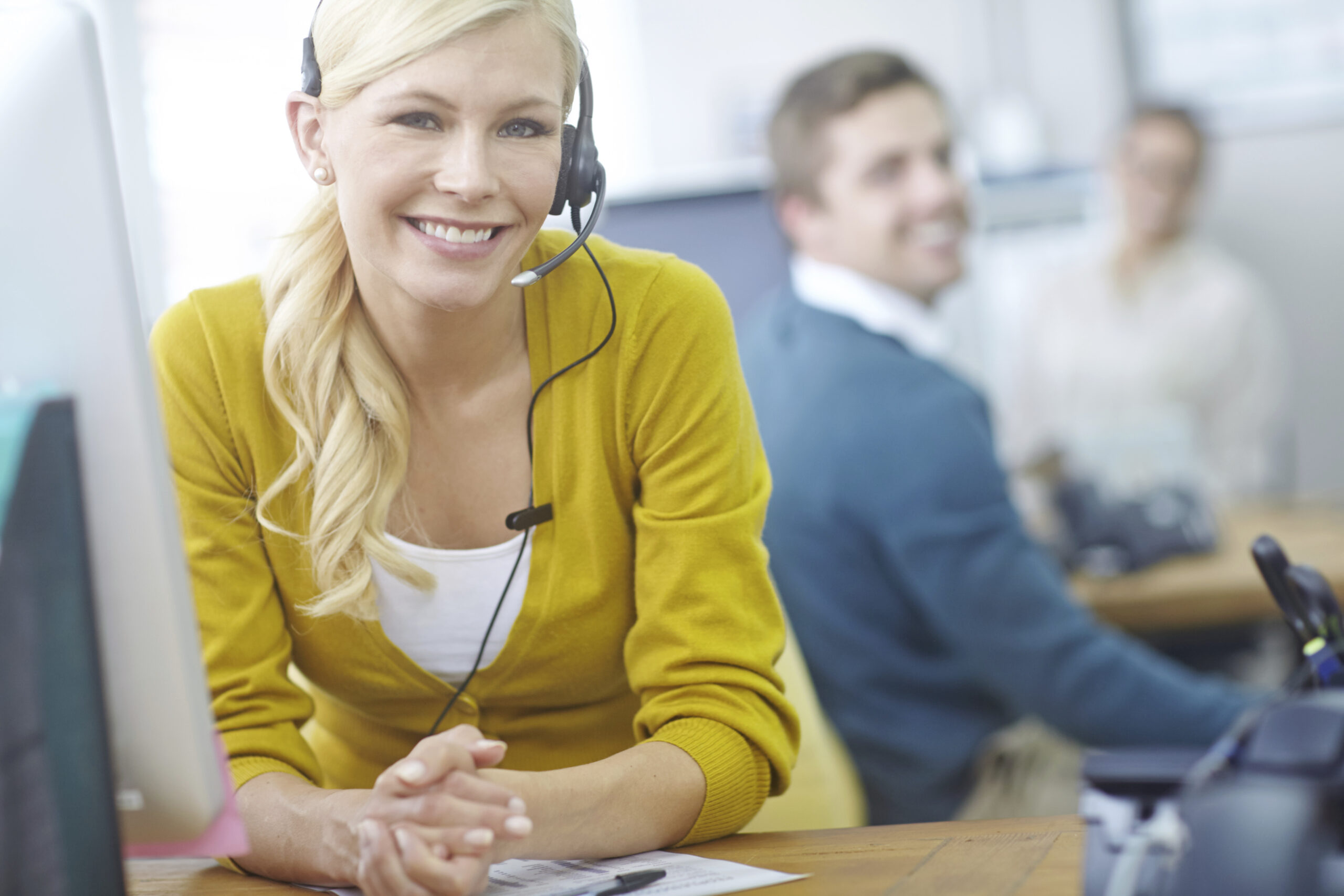 Our friendly customer support staff are ready to assist you